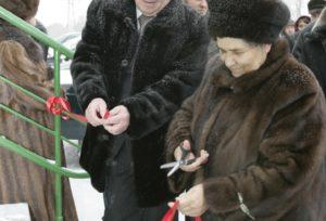 Открытие филиала в Красноярске