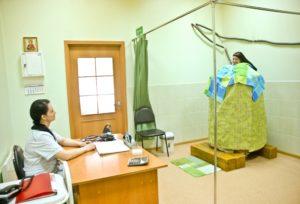 Проведение процедур в Красноярском фитоцентре