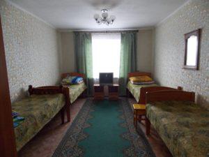 Номер гостиницы - Шушенский
