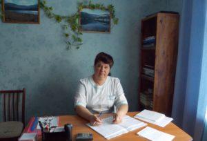 Людмила Петровна Янковская ведет прием пациентов